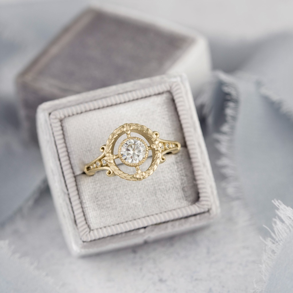 The Emmaline Ring is one of my personal favorites!