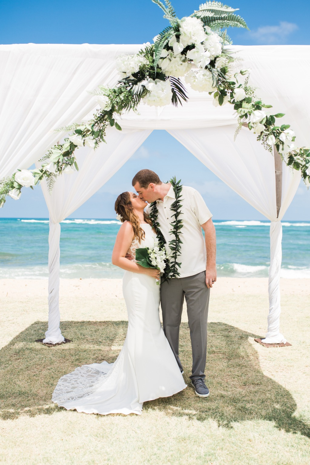 Kauai is always a good idea for an elopement!
