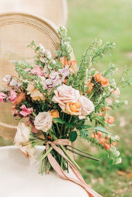Whimsical Summer Garden Wedding Inspiration at Middleton Place