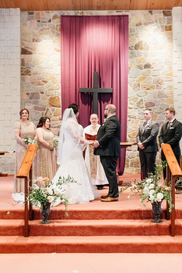 classic church ceremony