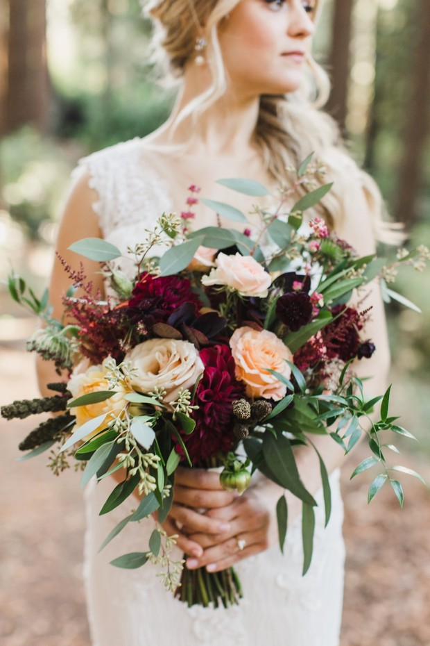 This Florist Believes In Flower Power and Her Bouquets Are Proof