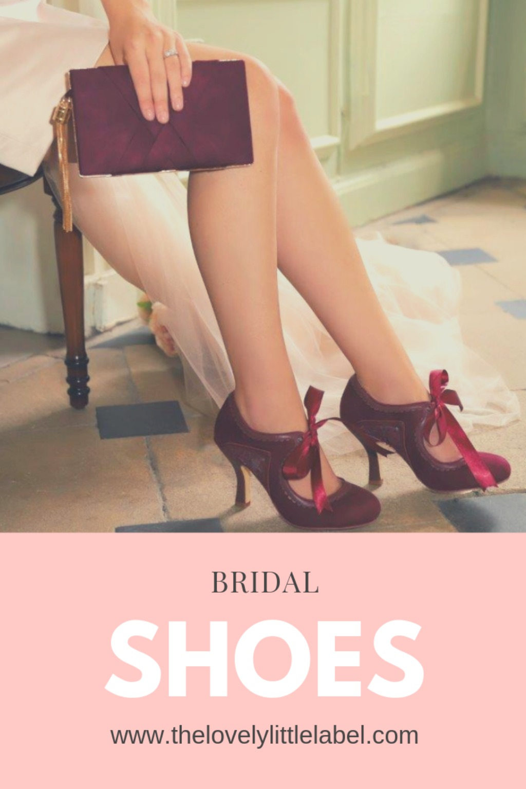 At The Lovely Little Label we believe Wedding shoes should make you feel good, not just because they look amazing but because they