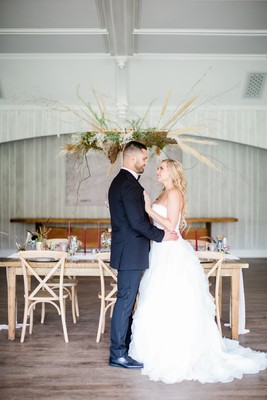 Organic Earthy Malibu Romance Wedding Inspiration