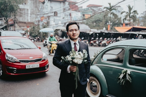 A Chic and Dreamy Wedding in the Heart of Vietnam
