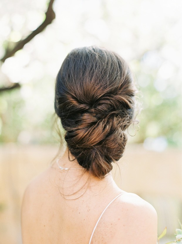 loose wedding hair idea