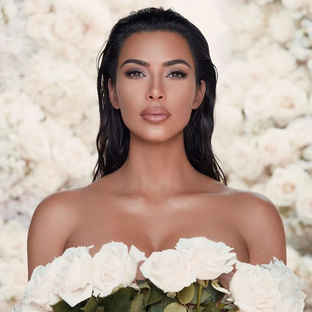 Can't Wait for Kim Kardashian's Bridal Beauty Collection to Drop