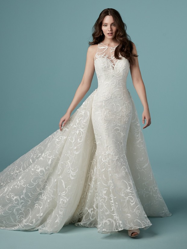 colbie dress by Maggie Sottero