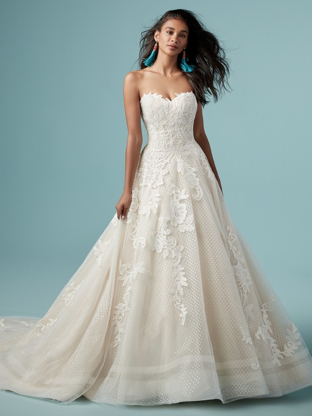 paislee dress by Maggie Sottero