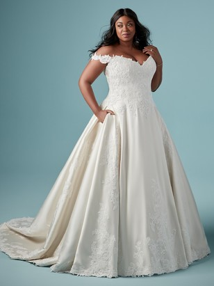 sheridan dress by Maggie Sottero