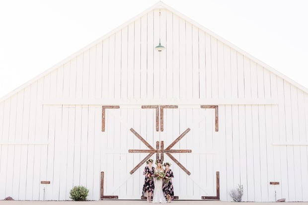 country boho wedding