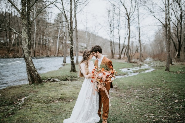 free spirited wedding inspiration