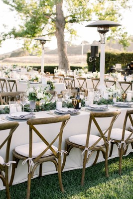 A Rustic Chic Wedding For the Granddaughter of Davy Crockett