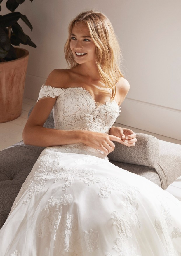 New Pronovias Brand White One Is Straight Up Made for Millennials