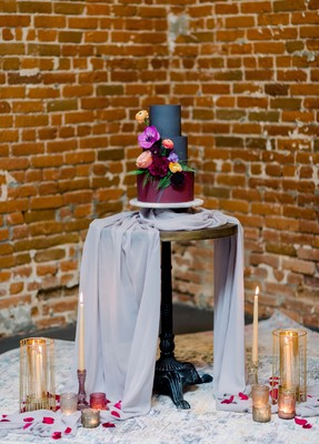 Bright Funky And Fun Wedding Details