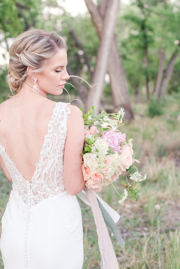 wedding style for your spring wedding