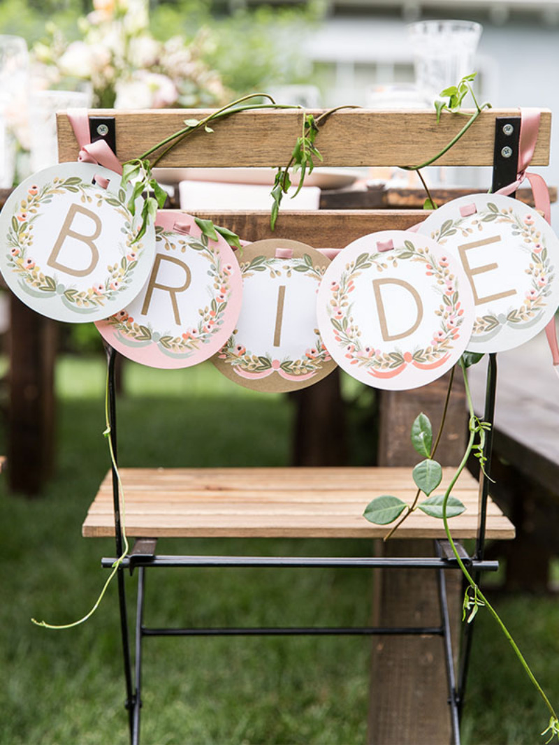 3861 garden tea party bridal shower