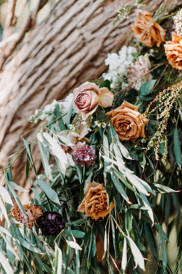 wedding floral deco