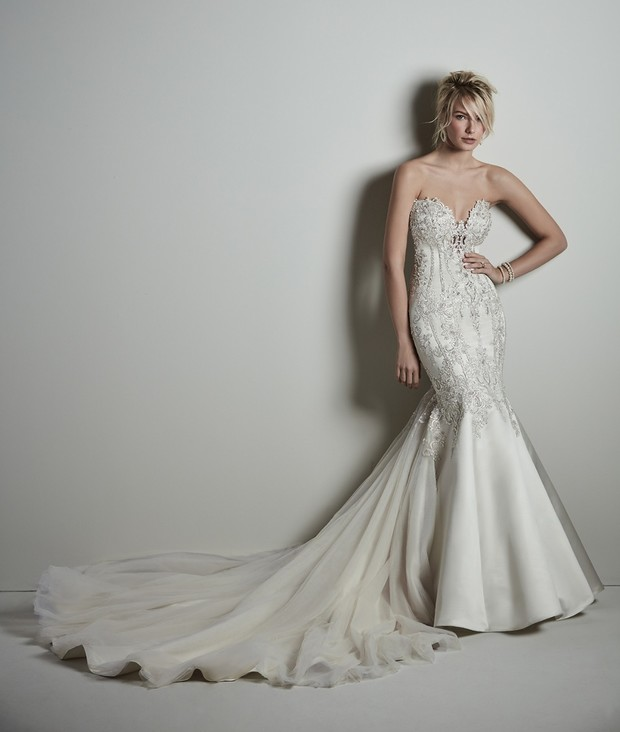 Darren dress by Sottero and Midgley