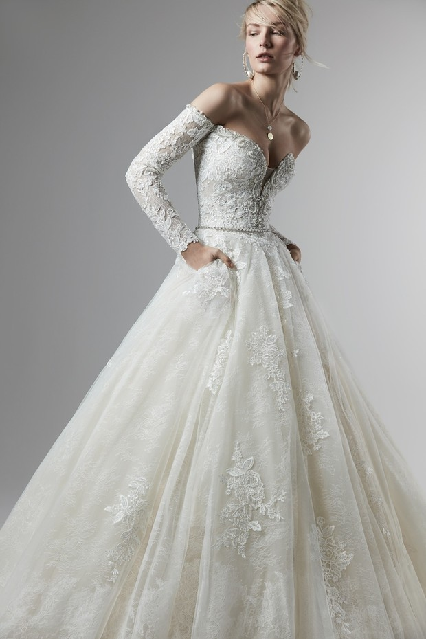Porter Marie dress by Sottero and Midgley