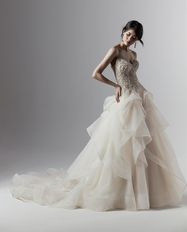 Wesley dress by Sottero and Midgley