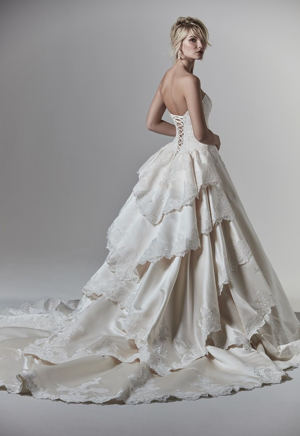Wessex dress by Sottero and Midgley
