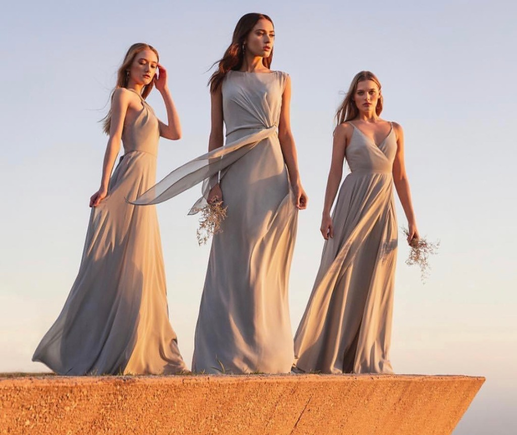 Jenny Yoo Bridesmaids Fall 2019 Trunk Show