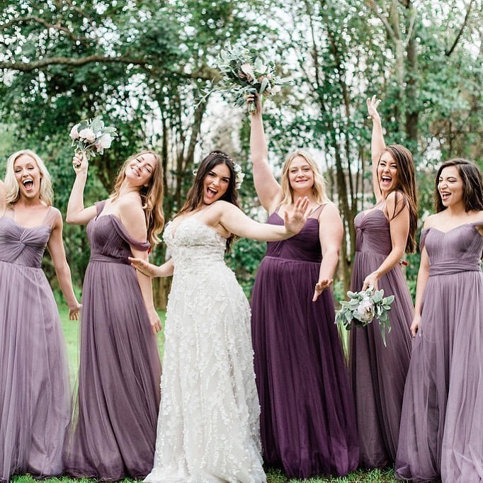 The prettiest purples, the silliest babes, & memories you'll cherish for the rest of your days.💜