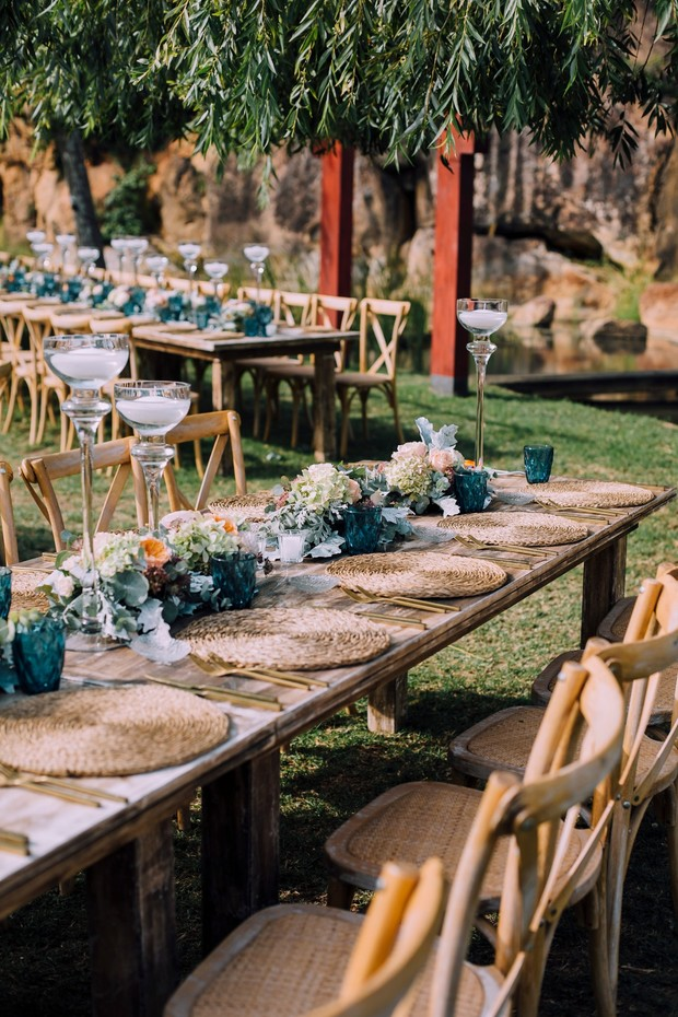 A Boho Chic Wedding In Spain You Won't Believe