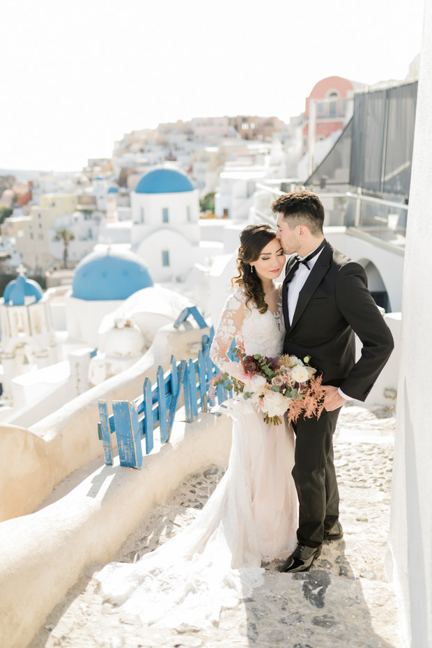 This Romantic Wedding In Greece Is Pure Magic