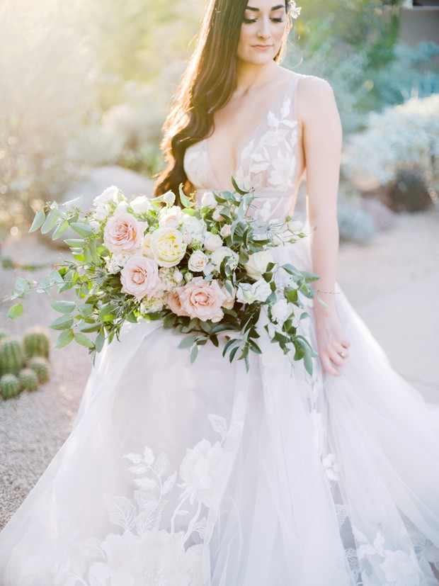 chic and classic wedding style