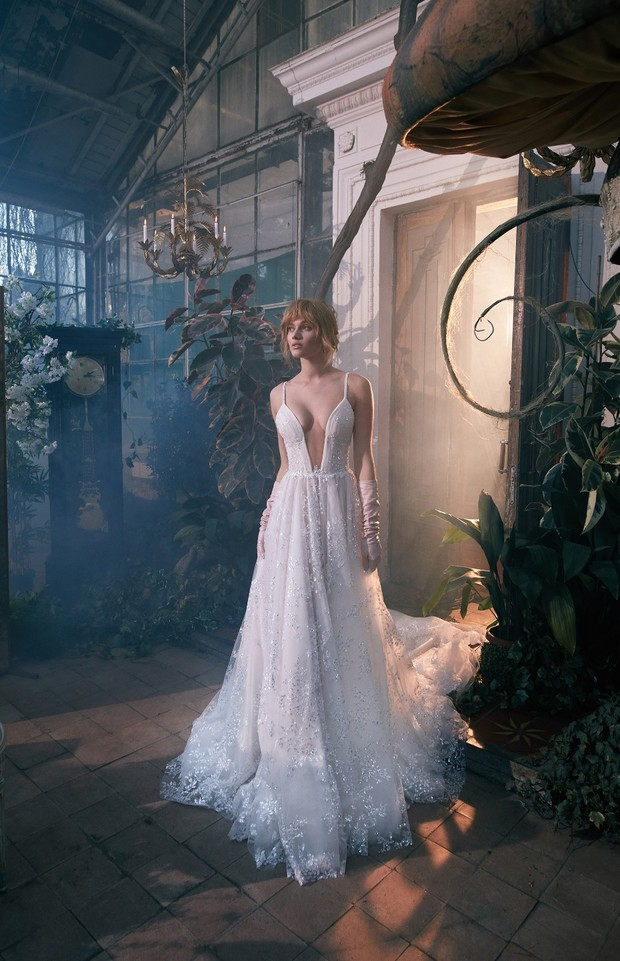 Galia Lahav's VIII Collection Got So Whimsical and We Love