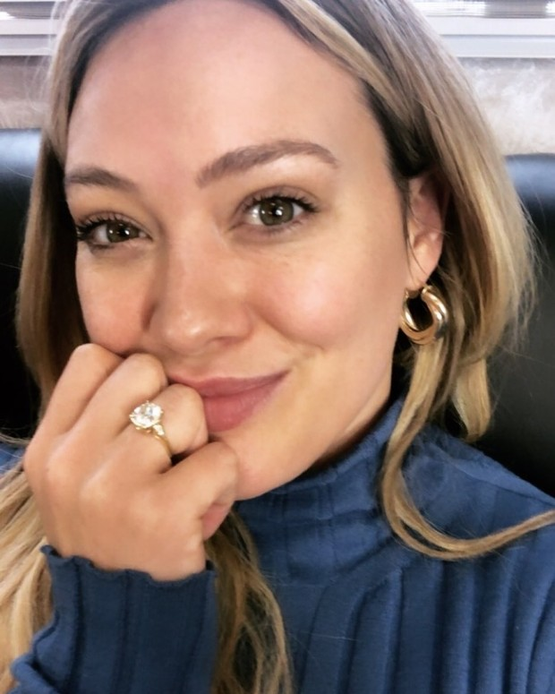 Celebrity Wedding Sets: Our Fave Celebrity Engagement Rings Of 2019