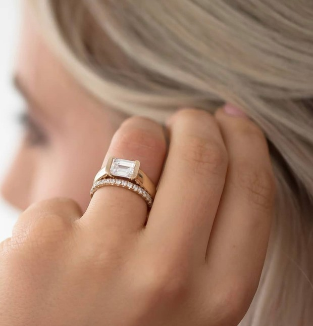 Our Fave Celebrity Engagement Rings of 2019
