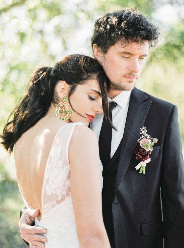 romantic farm wedding ideas in Ibiza