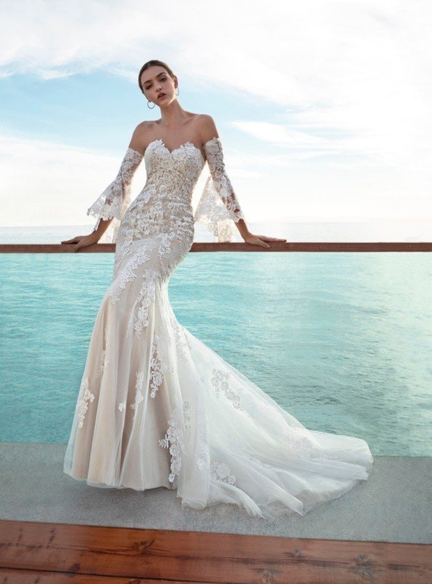 Enterea Eleganza, Demetrios Bridal