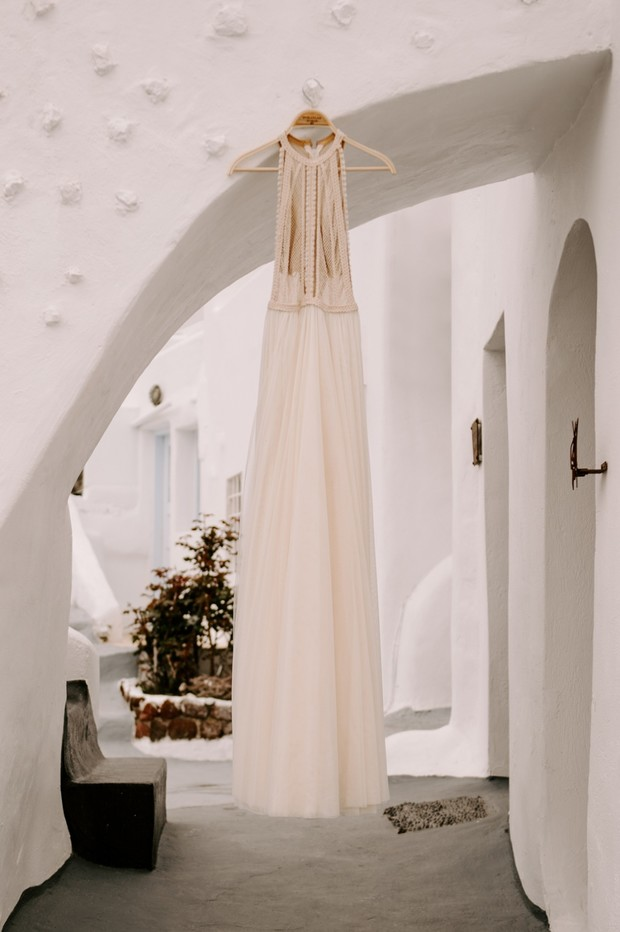 Atelier Zolotas wedding dress