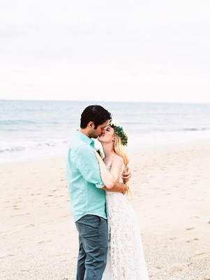 Intimate Tropical Destination Wedding in Mexico