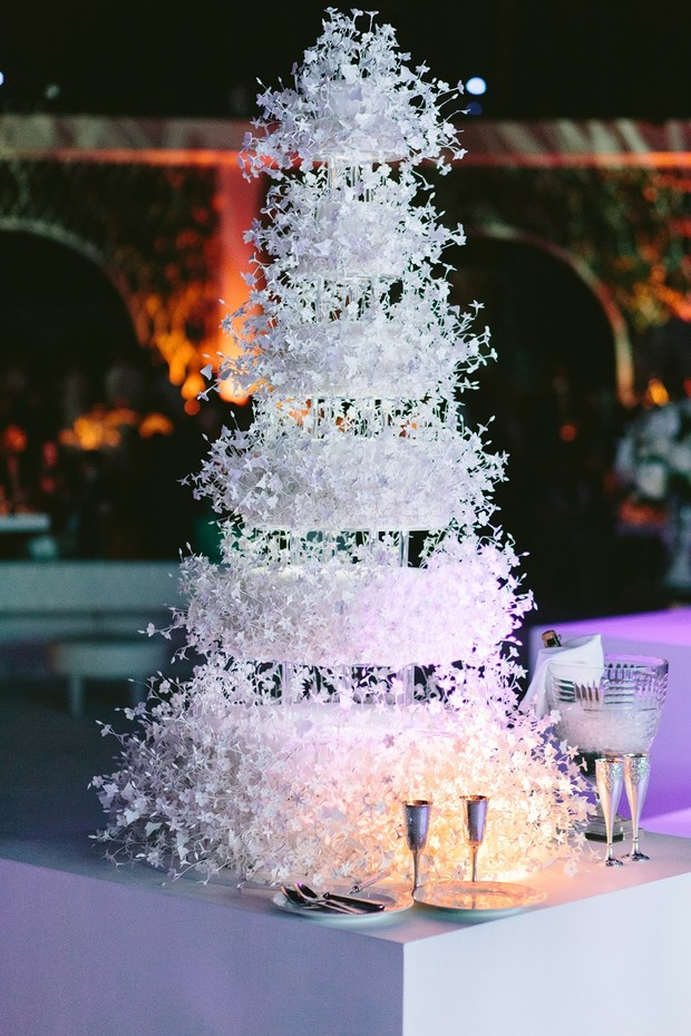 wow factor wedding cake