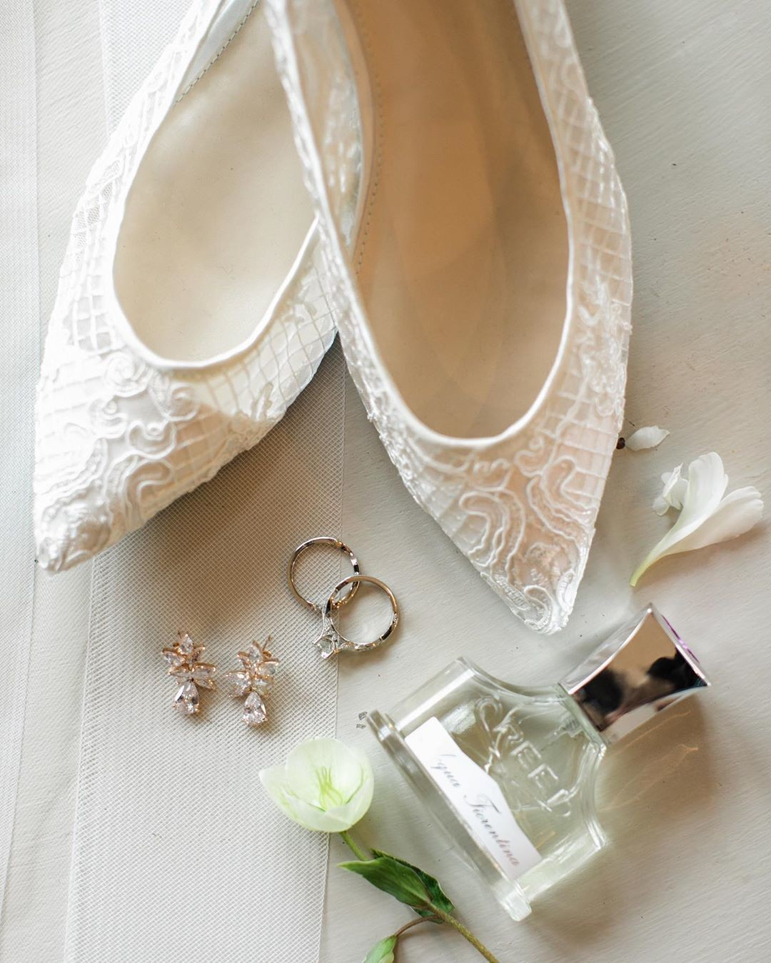 We love when a Bride cares about getting all of the tiniest details captured, and when