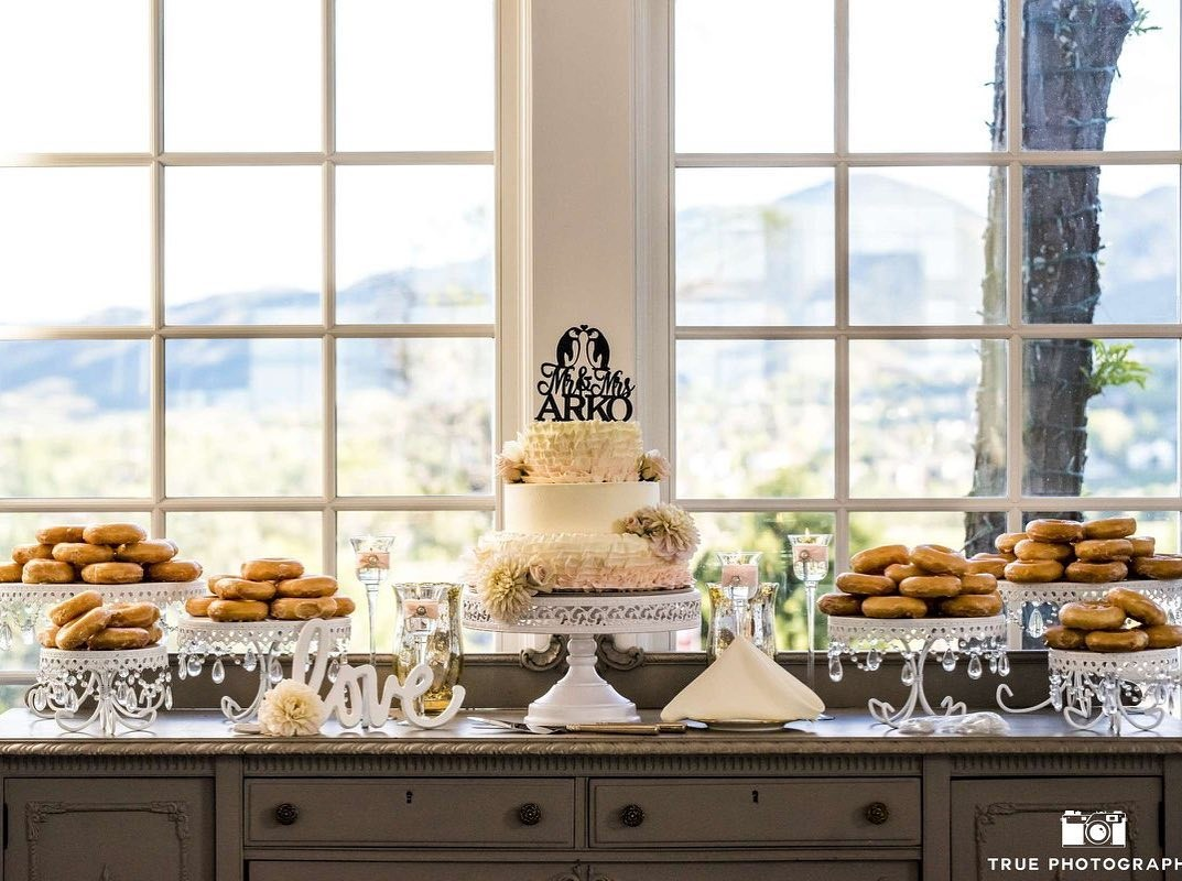Wedding Dessert Table with our #opulenttreasures
