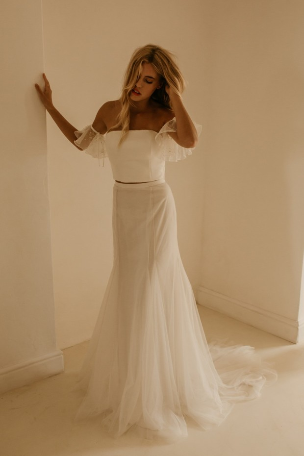 These Temple by Bo & Luca Gowns Take Separates So Seriously