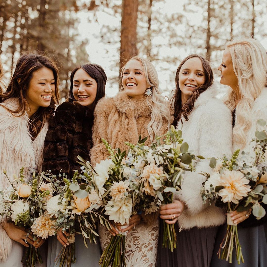Bridesmaid for a day, but best friend for life. Good friends are like stars. You don't always see them, but you know that they are