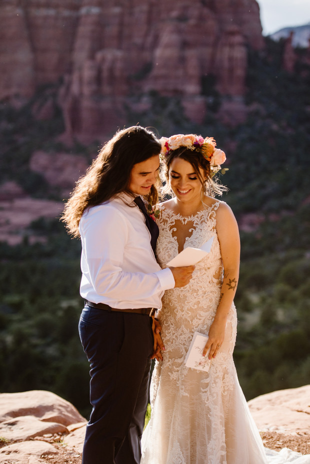 vow renewal in Arizona