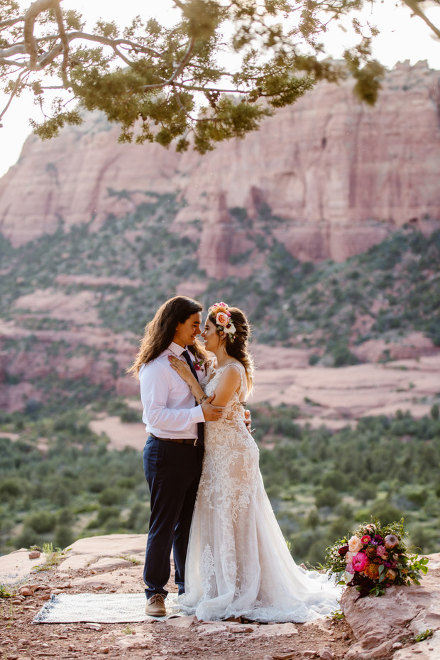 elopement in Arizona