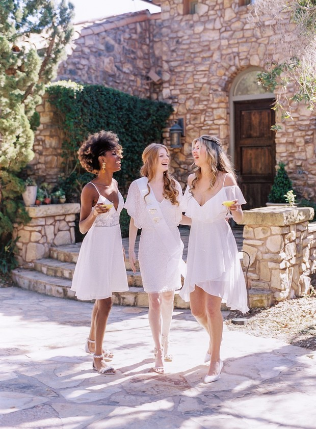 What to Wear On Your Last Weekend of Bridehood