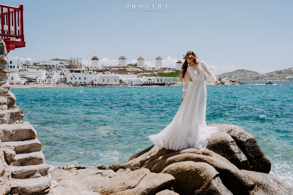 Wedding in Mykonos!