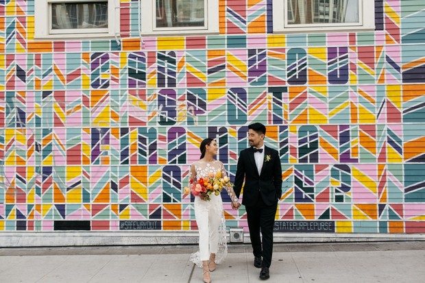 Modern wedding inspiration from Seattle