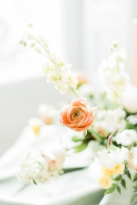 Soft and Elegant Wedding Ideas Inspired By Poetry