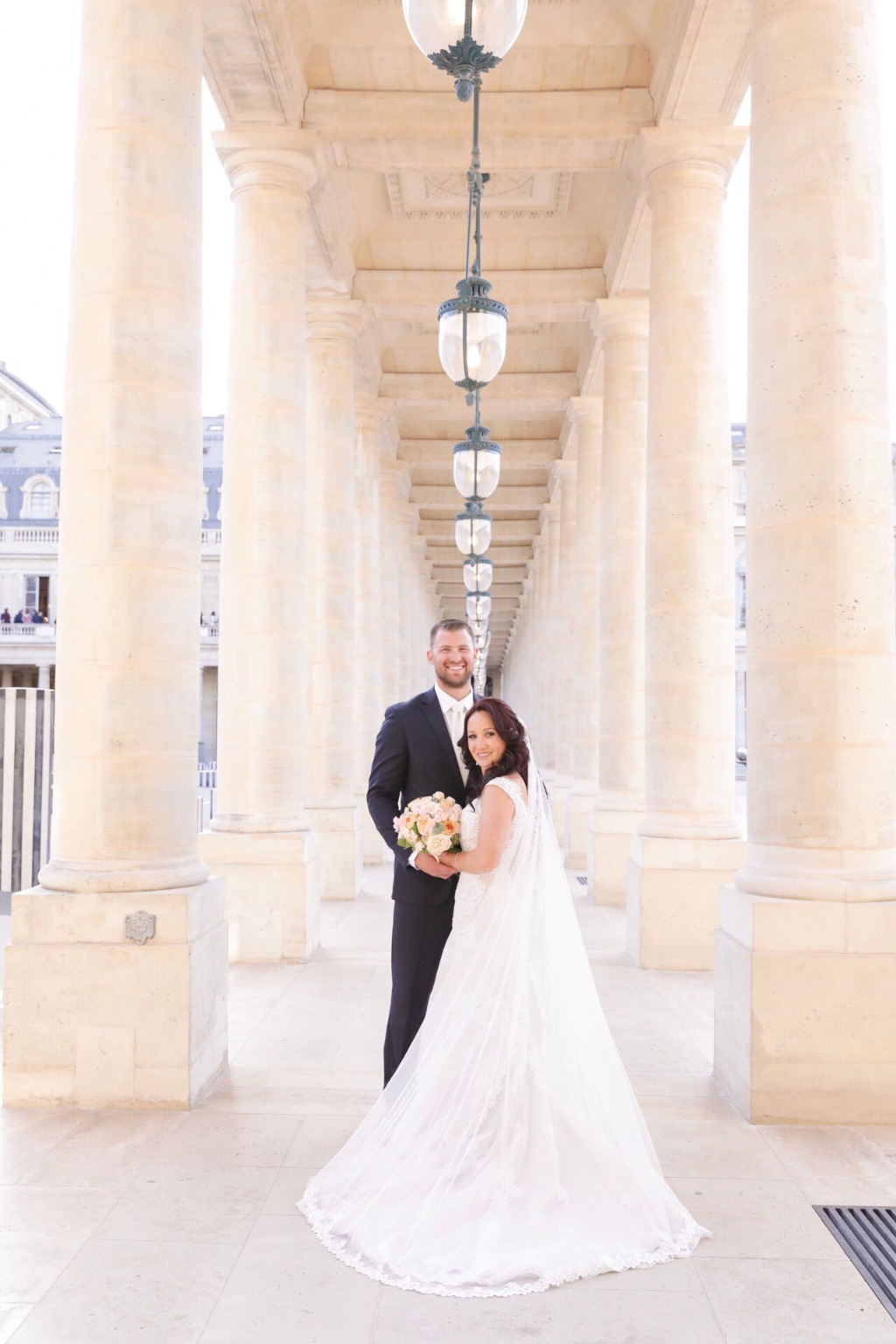 Intimate weddings and elegant celebrations in Paris