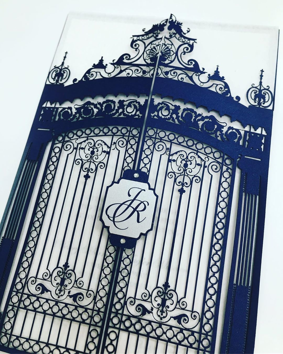 Our delicate laser cut @flaglermuseum gates looking beautiful